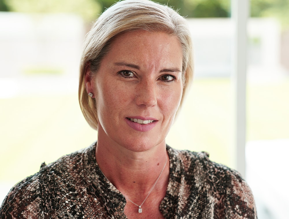 Laura Hinton, Chief People Officer