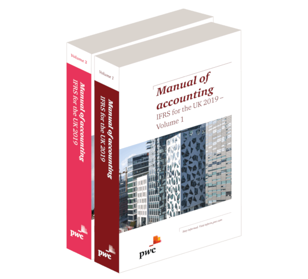 Manual of accounting - IFRS for the UK - PwC UK
