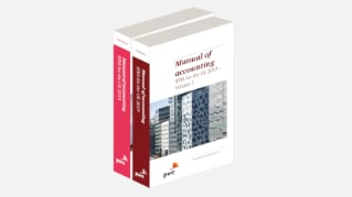 Manual of accounting - IFRS for the UK 2018