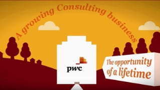 Start your career in Consulting with PwC