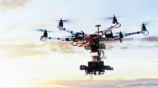 The impact of drones on the UK economy