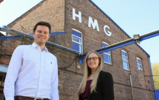 Peeling back the generations at HMG Paints