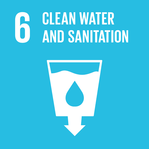 6 - Clean water and sanitation