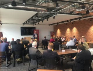 The UK Aerospace, Defence & Security industry's perspective on Brexit: focusing on the four T's – talent, traffic, tariffs and technology